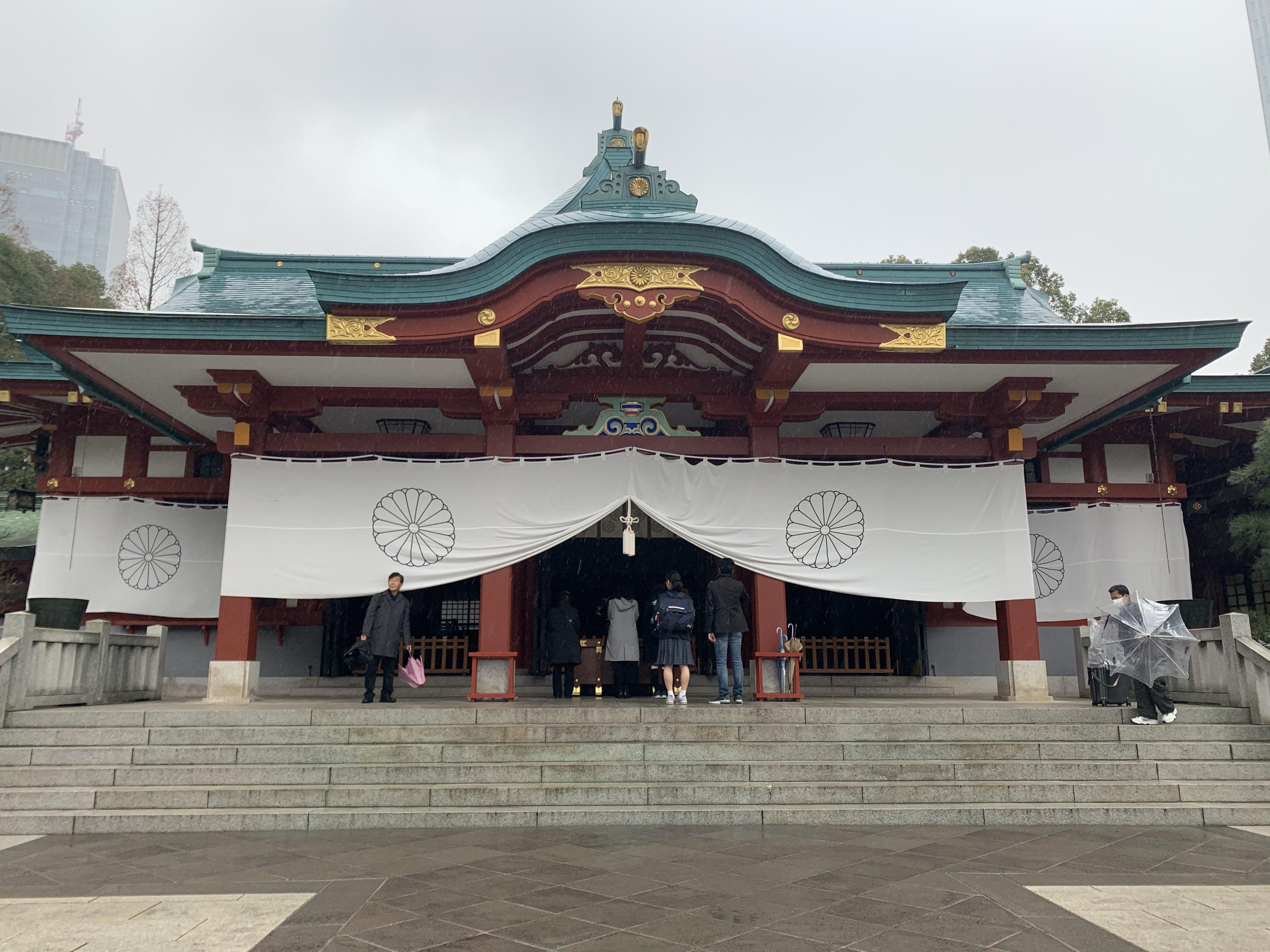 パワースポット⑳日枝神社(東京都千代田区)
