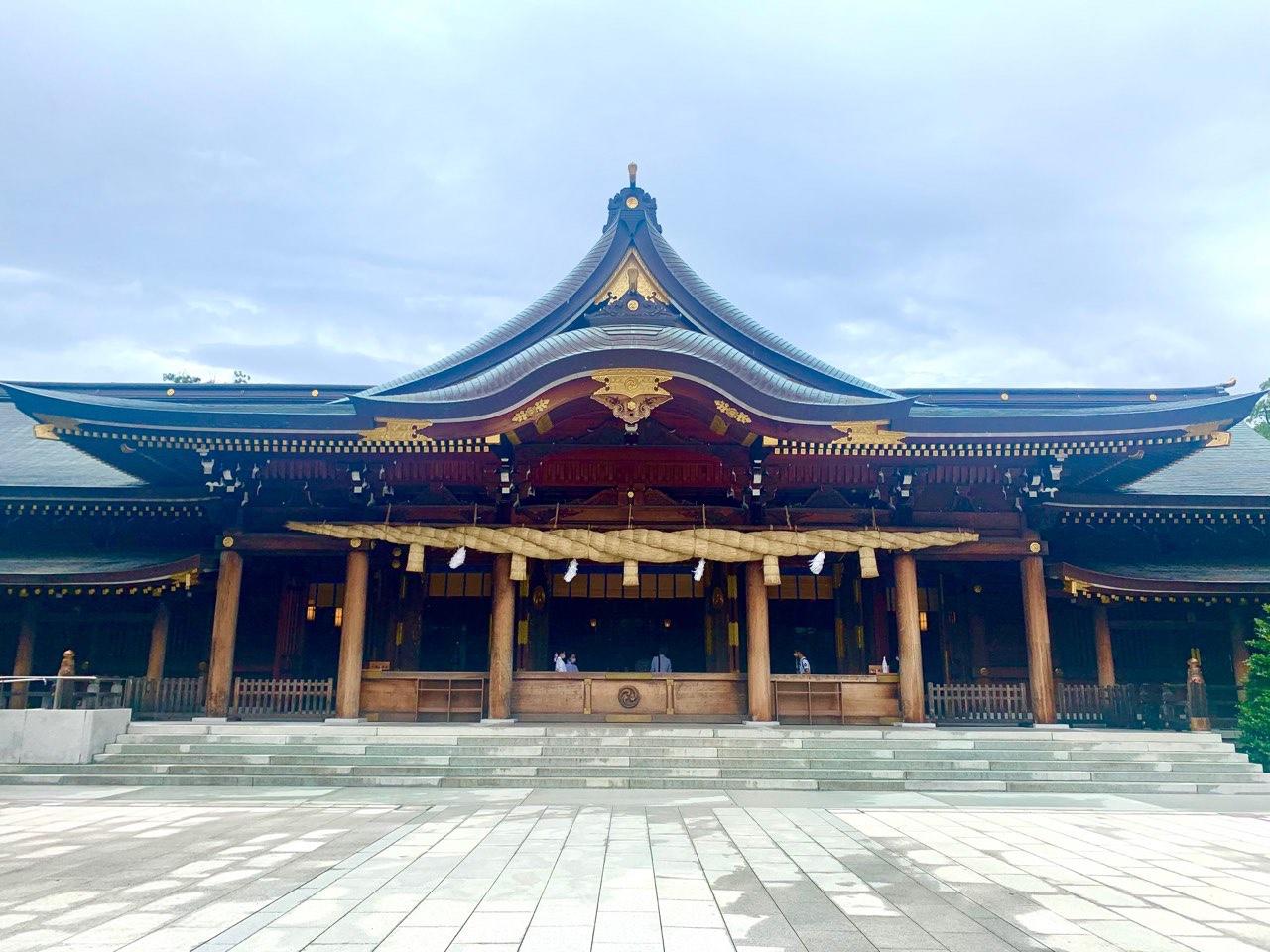 パワースポット㉘寒川神社(神奈川県高座郡寒川町)