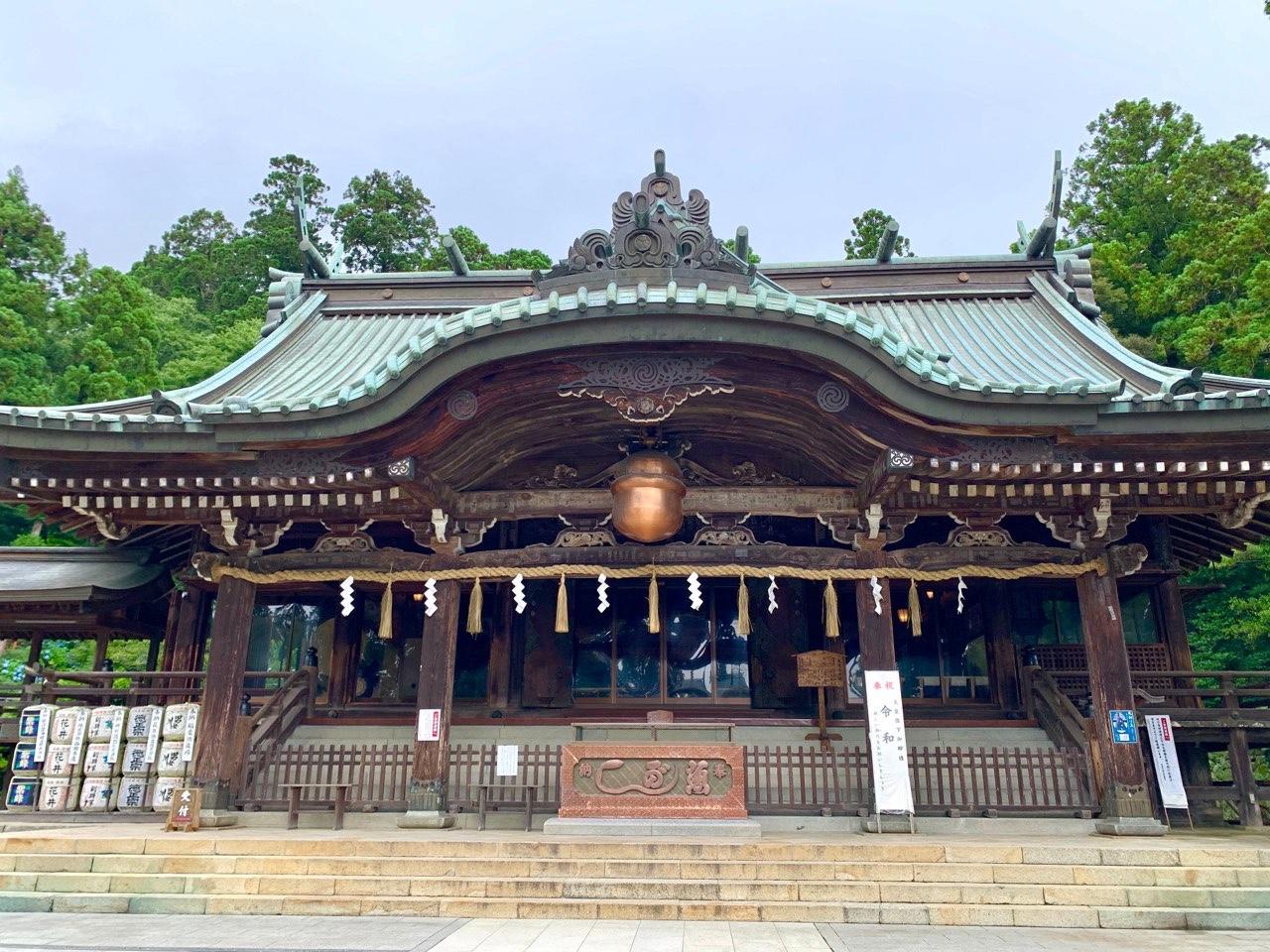 パワースポット㉗筑波山神社(茨城県つくば市)
