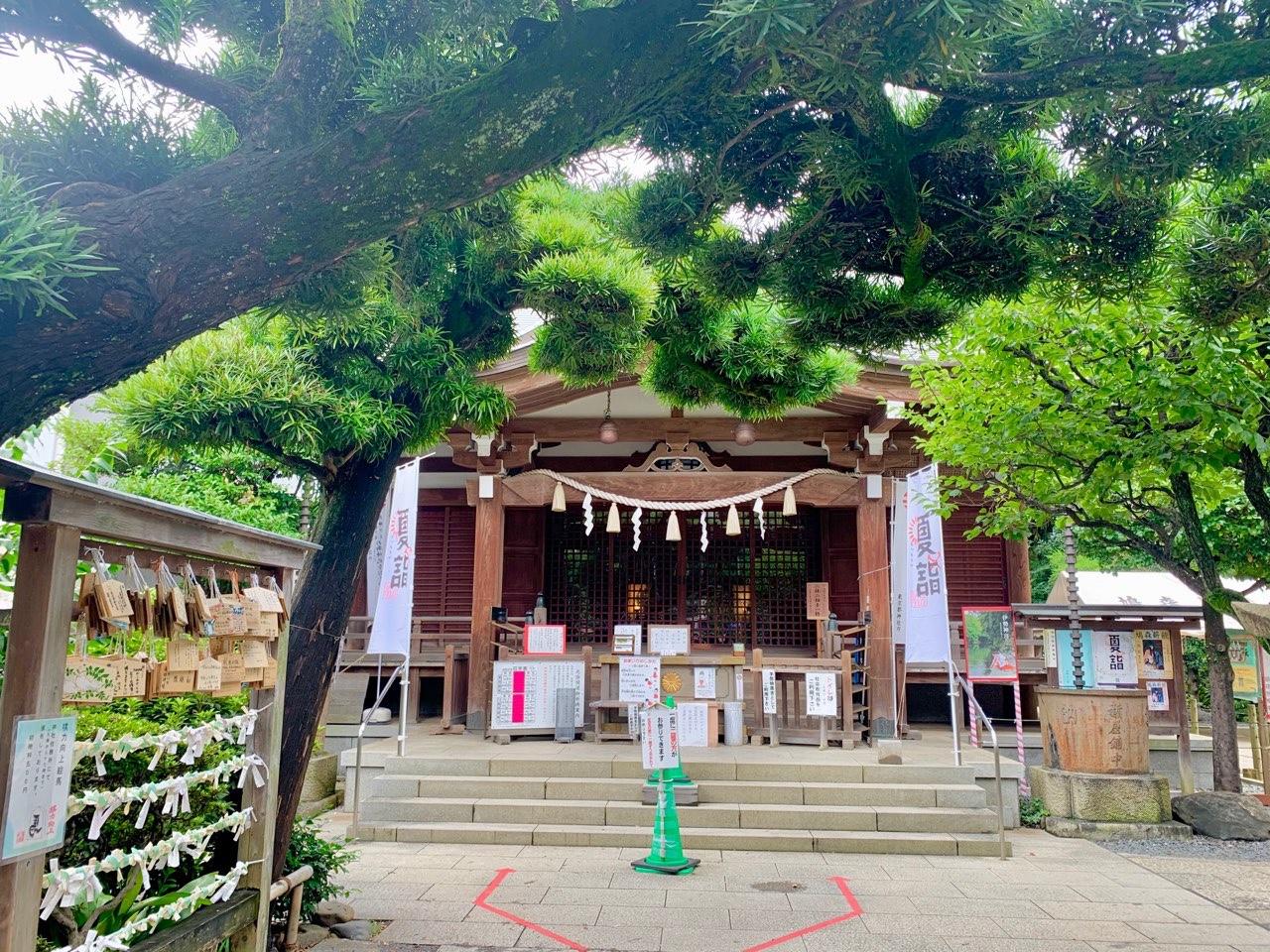 パワースポット㉙鳩森八幡神社(東京都渋谷区千駄ヶ谷)